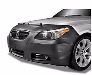 Colgan Front End Mask Bra 2pc. Fits BMW M3 2001-2006 W/Lic.Plate ,W/Emblem open
