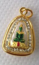 New Wholesale Authentic Thai Buddhist Amulet Pendant Lucky Love & Protection PF