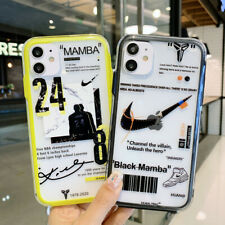 24 8 Kobe Nike Mamba Boy Shoes Creative Phone Case Cover For iPhone11Pro 7 8+ XR