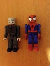 Minimates Marvel - Chameleon and Ultimate Spiderman - Wave Series 7 - 2004