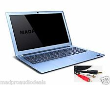 Karaoke laptop package karaoke software, ripping software, cables, professional
