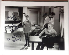 Star Trek Autograph Beverly Washburn as Galway 8 x 10  Photo- FREE S&H(LHAU-649)