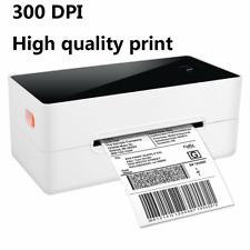 Phomemo Label Printer 4''×6'' Direct Thermal Desktop Shipping Label Printer