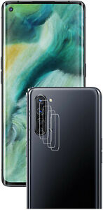 4x Camera Lens Protector Thin Tempered Glass Cover Guard for OPPO Find X2 Neo