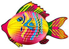 Fisch Lampion 40cm NEU - Partyartikel Dekoration Karneval Fasching
