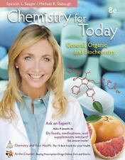 Test Bank Chemistry for Today : General, Organic, and Biochemistry by  Seager