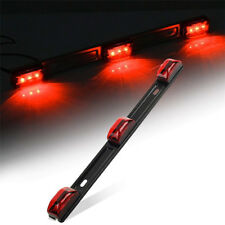 "1Pcs LED Tail Light Truck/Trailer 14"" Red 3 LED Light Rear Lamp Bar For Ford/F15"