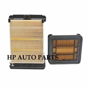 Outer Air Filter & Inner Air Filter Kit 7221934 7286322 for Bobcat