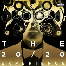 JUSTIN TIMBERLAKE 20/20 Complete Experience Part 1 & 2 CD NEW 2013