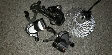 Shimano 9 Speed Deore Rear Derailleur Group Set.