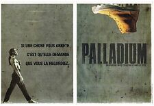 PUBLICITE ADVERTISING  1993    PALLADIUM  (2 pages)   chaussures de marche