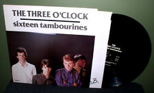 "The Three O'Clock ""Sixteen Tambourines"" LP VG+ Orig Redd Kross Bangles Pandoras"