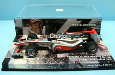 MINICHAMPS / F1 MAC LAREN MERCEDES MP4 25 WINNER AUSTRALIAN GP J. BUTTON 2010
