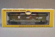 MODEL POWER HO US ARMY EXPLODING CAR train ho military tnt dynamite US MPW 99164