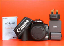 Canon EOS 400D Digital SLR Camera Body Only + Canon Battery & Canon Charger
