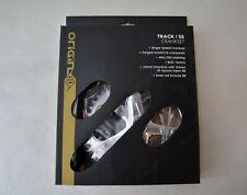 """Origin8 Classic Track Crankset 170mm Silver 46T 130mm BCD 5-bolt 3/32"""" 210492"""