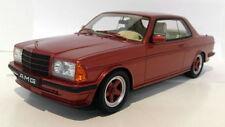 Modellini statici auto rosso in resina