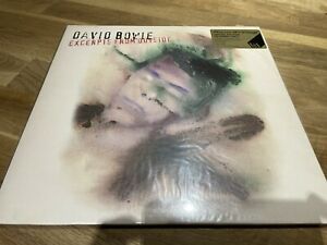 David Bowie,Excerpts From Outside, Coloured  Vinyl No 241/500 Very Rare Sealed