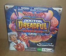 NEW!  SPIN MASTER DOCTOR DREADFUL SCABS N GUTS BOARD GAME  Ages 6 +