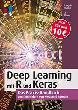 Deep Learning mit R und Keras (Reduziert 10,-- statt 44,99) ++ Direkt vom Verlag