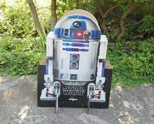 """Star Wars R2-D2 Droid Life Size Cardboard Cutout Standup Standee 31"""" Double Side"""