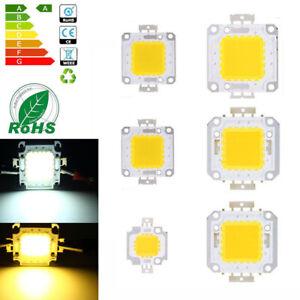 10W 20W 30W 50W 70W 100W LED Chip High Power COB SMD Bulb Light 12V 36V