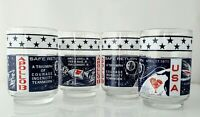 APOLLO 13 Glasses Vintage Moon Landing 70s Space Age USA Aquarius Collectible  4