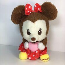 Disney Minnie Mouse Mofumofu Yumetwins Plush Soft Toy