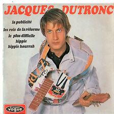 """Jacques Dutronc - 7"""" Ep 1967"""