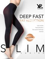 2 X YPL UPGRADE Slim Legging Black Free Size II Generation Upgrade Edition