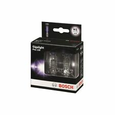 NEW BOSCH HEADLAMP HALOGEN - H1 12V 55W P14.5S - GIGALIGHT PLUS 120 - 1987301105