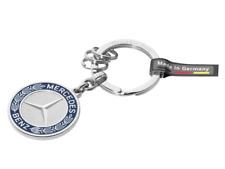 Mercedes Benz Schlüsselanhänger Stuttgart silberfarben Edelstahl NEU