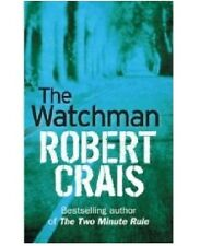 ROBERT CRAIS __ THE WATCHMAN ___ SHOP SOILED __ FREEPOST UK