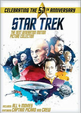 Star Trek: The Next Generation Motion Picture Coll DVD