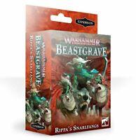 Warhammer Underworlds Beastgrave Rippa's Snarlfangs   Pre Order
