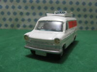 Vintage  -  FORD TRANSIT VAN  assistance routière  -   Dinky Supertoys 287