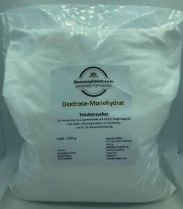 Dextrose Monohydrat Traubenzucker für die Zubereitung von Likören Zuckermaische