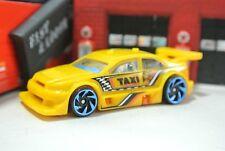 Hot Wheels Loose - Amazoom - Yellow - 1:64 - Taxi