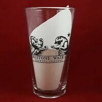 Firestone Walker Brewing Company Pint Beer Glass Paso Robles California EUC