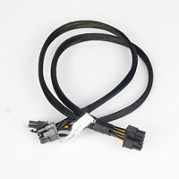 10pin to 6+8pin Power Adapter Cable For HP ProLiant DL580 G7 and GPU 50cm