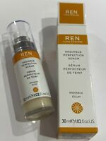 REN CLEAN SKINCARE Radiance Perfecting Serum 30ml BNWB