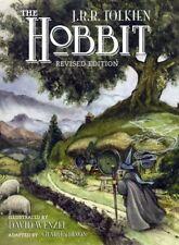 The Hobbit: Graphic Novel-J. R. R. Tolkien, David Wenzel