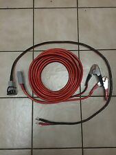 2 GAUGE 30 FT UNIVERSAL QUICK CONNECT WIRING KIT, TRAILER MOUNTED WINCH PN521