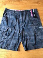 NWT Unionbay Mens Camo Cargo Shorts Sz 40