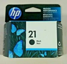 HP 21 Black Ink Cartridge New In Box Expires May 2020 Malaysia