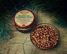 Pine nuts in pine syrup 250ml (8.45 fl.oz)