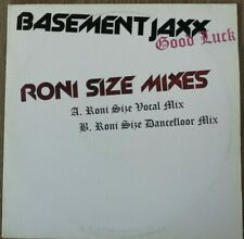 Basement Jaxx ‎– Good Luck (Roni Size Mixes)