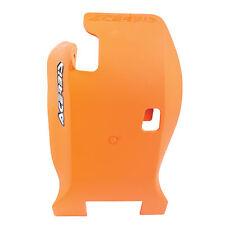 Acerbis Plastic MC Skid Plate Orange For KTM