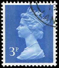 Scott # MH36 - 1970 - ' Queen Elizabeth II '