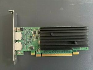 Dell 0X175K X175K Quadro NVS 295 PCIe 256MB GDDR3 Dual D-Port Graphics Card 35-3